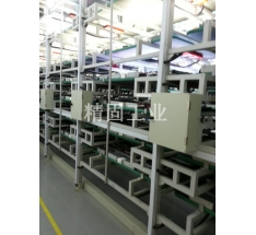 LED universal aging line