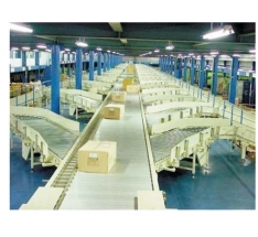 Drum type sorting line