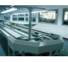 Parallel transfer machine