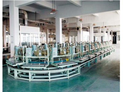 Electrical product testing line